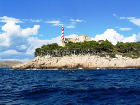 island in the kornati no 2