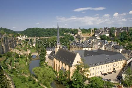 historico cidade abadia solo alzette neumuenster