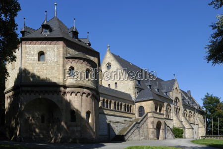 monumento rolo palacio imperial kaiserpfalz goslar