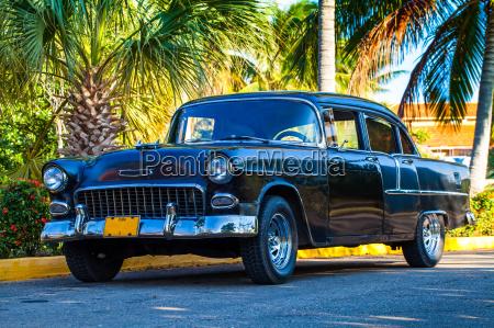 carros classicos americanos em cuba
