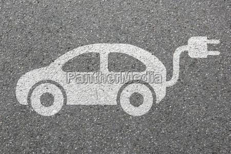 carro eletrico ambiente de mobilidade rodoviaria