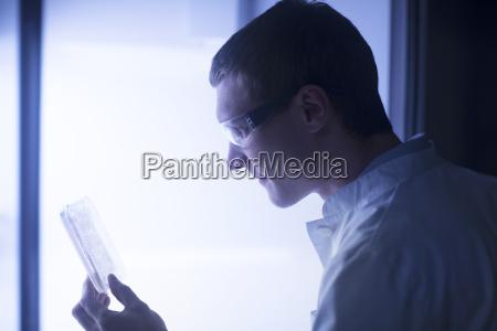 perfil personas gente hombre trabajo ciencia