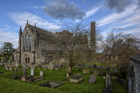 st canices cathedral kilkenny county kilkenny