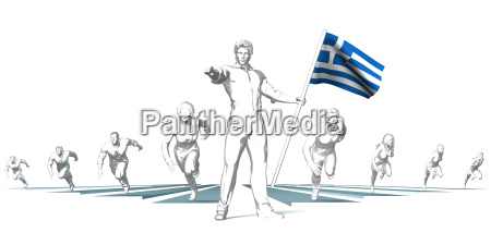greece racing to the future